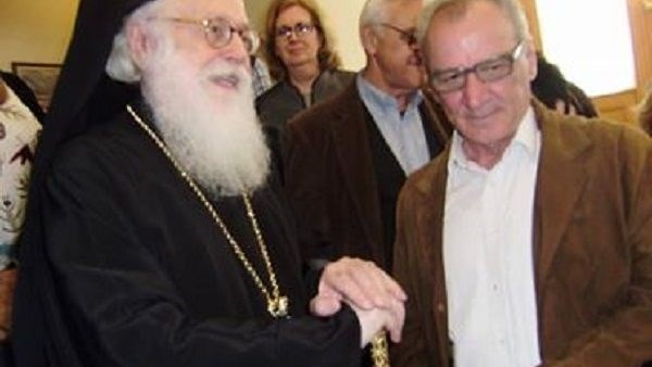 Toν Τύρναβο θα επισκεφθεί ο αρχιεπίσκοπος Αναστάσιος
