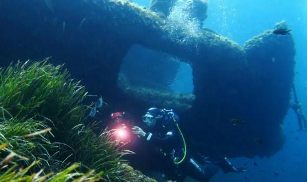 Η Αλόννησος στους καλύτερους καταδυτικούς προορισμούς της Ευρώπης