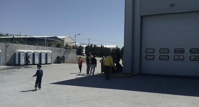 Και νέοι πρόσφυγες στον «Μόζα»