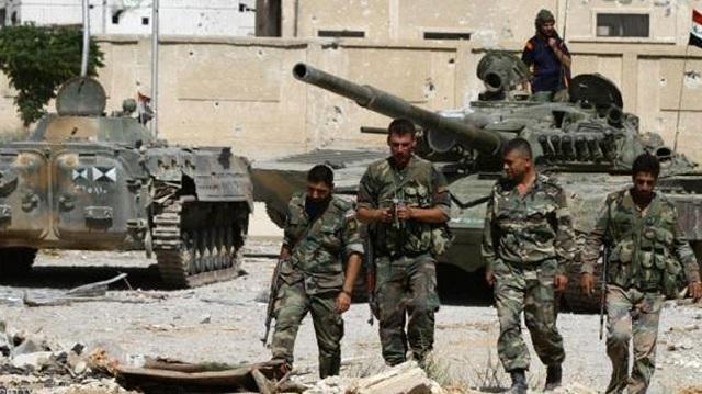 Συρία: Διορία 48 ωρών στους τζιχαντιστές στον καταυλισμό Γιαρμούκ για να τον εγκαταλείψουν