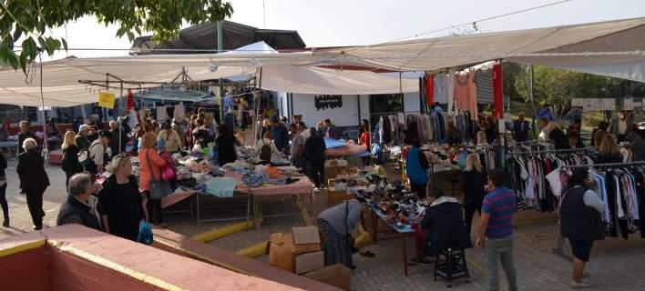 Μεσσηνία: Εφοδος του ΣΔΟΕ σε λαϊκή αγορά. 3 συλλήψεις [εικόνες]