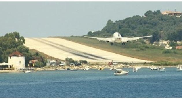 Πρεμιέρα πτήσεων από εξωτερικό στο αεροδρόμιο Σκιάθου