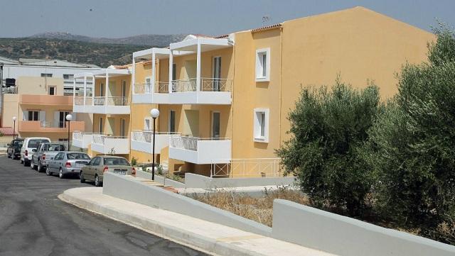 Αδιάθετες κατοικίες του πρώην ΟΕΚ στον Βόλο αναζητούν ενοίκους