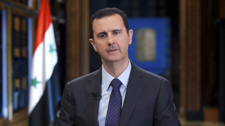 Ο Ασαντ επέστρεψε το παράσημο του Τάγματος της Λεγεώνας της Τιμής