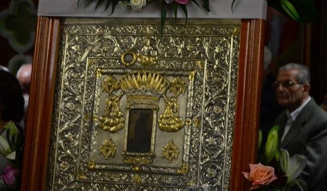 Στην Ανάληψη η θαυματουργή Εικόνα της Παναγίας Ολυμπιώτισσας