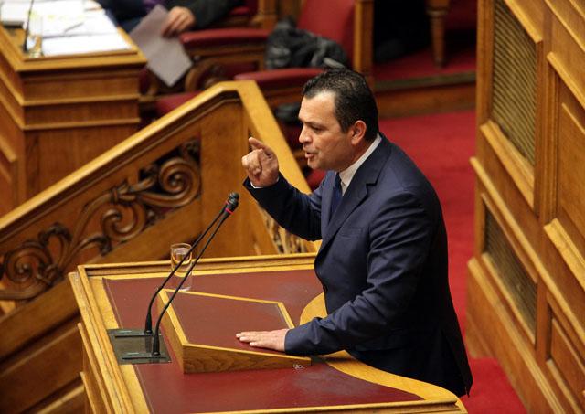 Παρέμβαση στη Βουλή και στο Ευρωκοινοβούλιο για τις συνέπειες της καύσης RDF