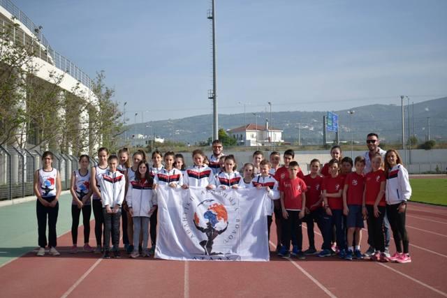Οι επιτυχίες της Αθλητικής Ακαδημίας Ατλας Βόλου συνεχίζονται