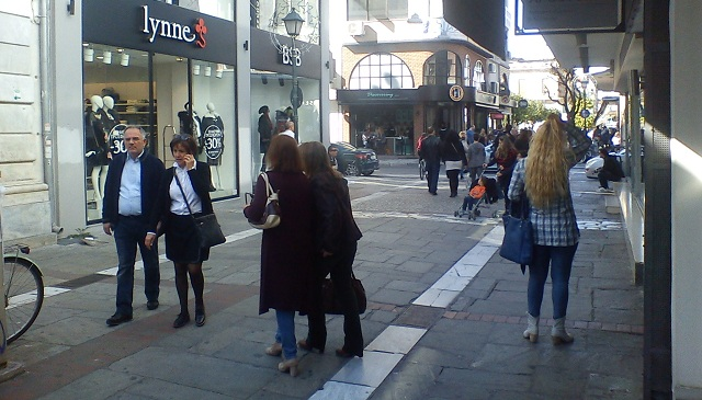 Open mall στον Βόλο;