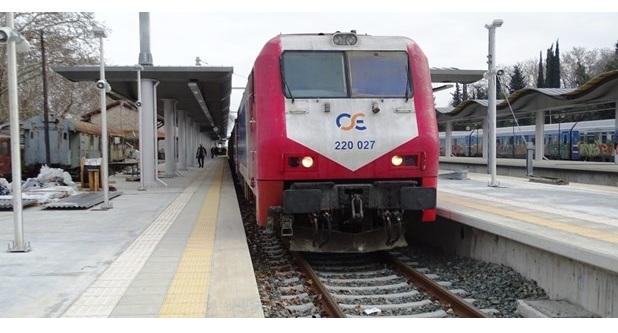 Ακρωτηριάστηκε από τρένο 33χρονος στην Λάρισα