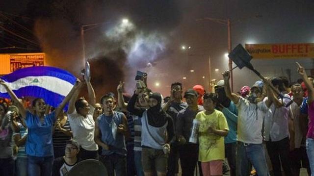 Νικαράγουα: Νεκροί και τραυματίες σε διαδηλώσεις κατά της μείωσης συντάξεων