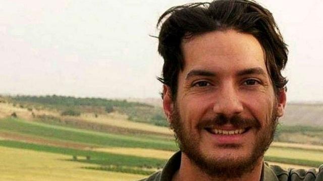 ΗΠΑ:Αμοιβή 1 εκατ. δολάρια για πληροφορίες για την τύχη δημοσιογράφου που απήχθη το 2012