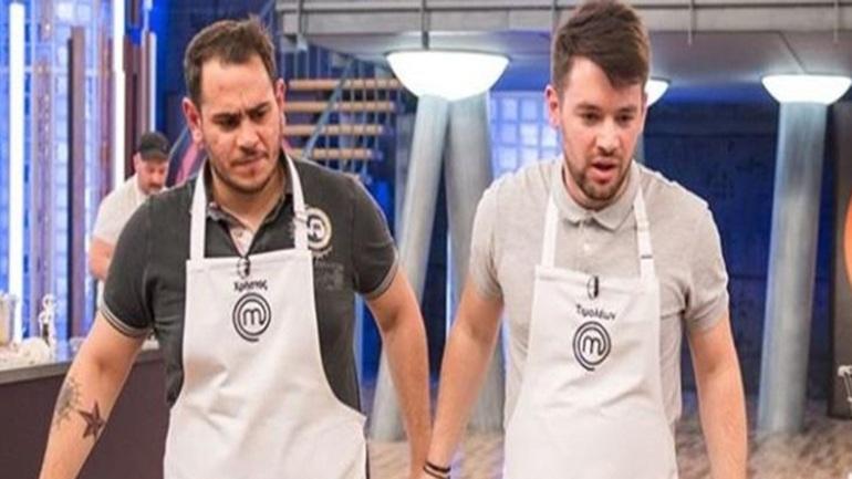 Master Chef 2: Γυρίστηκε ο τελικός ανάμεσα στον Γλωσσίδη και τον Διαμαντή!