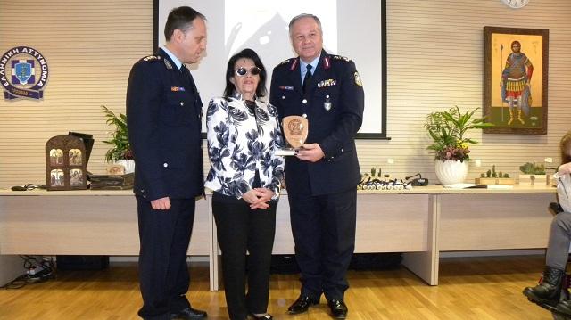 Βραβεύσεις πολιτών και φορέων από τη Διεύθυνση Αστυνομίας Μαγνησίας -Ολα τα ονόματα