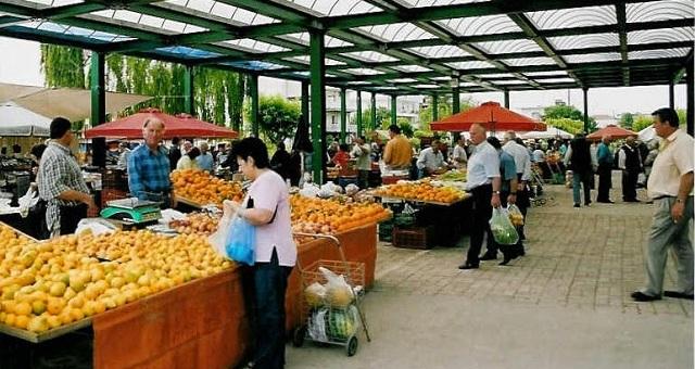 Η τεχνική έκθεση της σκεπαστής αγοράς στον Δήμο Αλμυρού