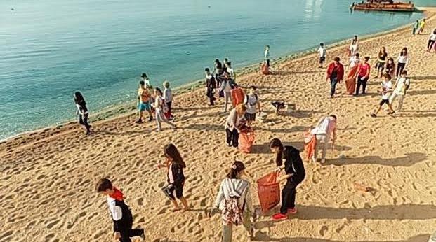 «Επιχείρηση» καθαρές παραλίες από τον Δ. Αλμυρού