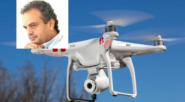 Ακινήτων και περιβάλλοντος το ανάγνωσμα: Μη επανδρωμένα αεροσκάφη (drones)