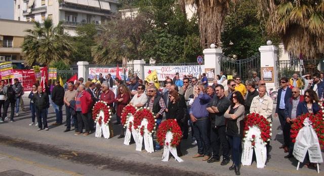 Αντιμνημονιακός ο εορτασμός της Πρωτομαγιάς για την ΑΔΕΔΥ