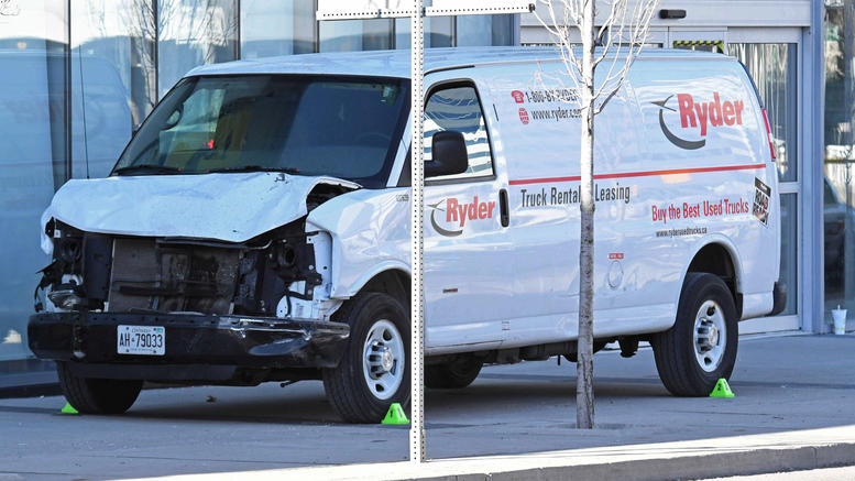 Ποιος είναι ο 25χρονος δράστης που αιματοκύλησε το Τορόντο