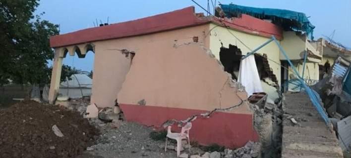 Ισχυρός σεισμός 5,1 Ρίχτερ με 13 τραυματίες στη νοτιοανατολική Τουρκία [εικόνες]