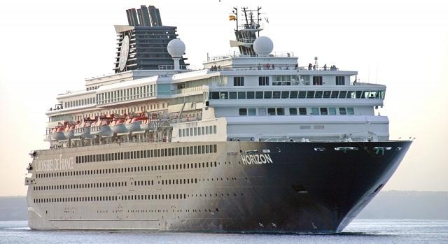 1.571 τουρίστες θα φέρει το «Horizon» στον Βόλο