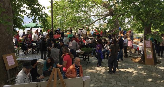 Γιορτή παραδοσιακού σπόρου και οικολογικού κήπου-μπαξέ στις Σταγιάτες