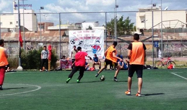 Τουρνουά στα πλαίσια του μαθητικού φεστιβάλ της ΚΝΕ