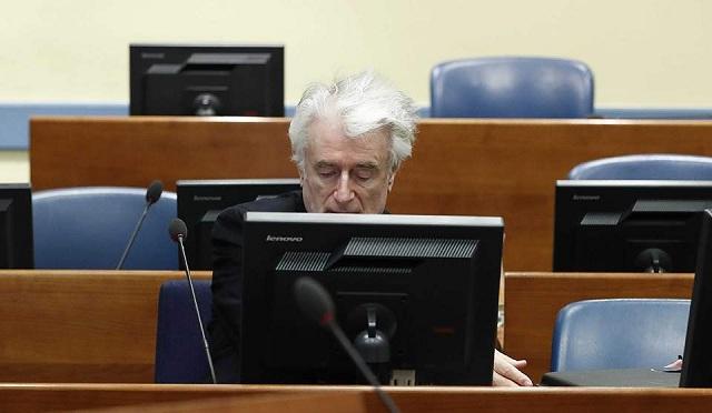 Ισόβια ζητεί ο ΟΗΕ για τον Κάρατζιτς