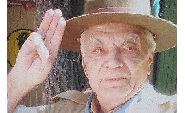Απεβίωσε ένας από τους παλαιότερους προσκόπους