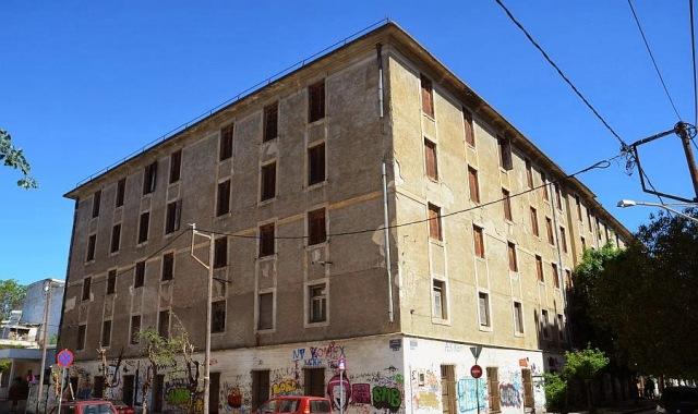 Προχωρούν οι διαδικασίες για την αποκατάσταση της Κίτρινης Αποθήκης