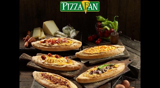 6 νέα πεϊνιρλί με γεύσεις Ελλάδας από την Pizza Fan