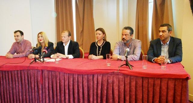 Εκ νέου υποψήφιος πρόεδρος της ΝΟΔΕ Μαγνησίας, ο Δήμος Νταόπουλος
