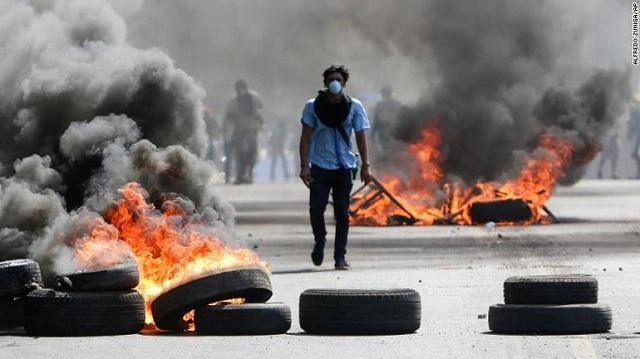 Νικαράγουα: Σε 34 ανέρχονται οι νεκροί από έξι ημέρες διαδηλώσεων