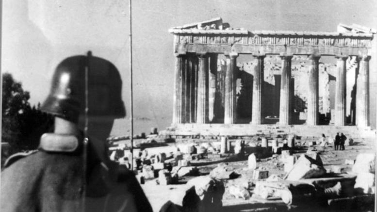 Διαδικτυακή πύλη για τις Μνήμες από την Κατοχή στην Ελλάδα
