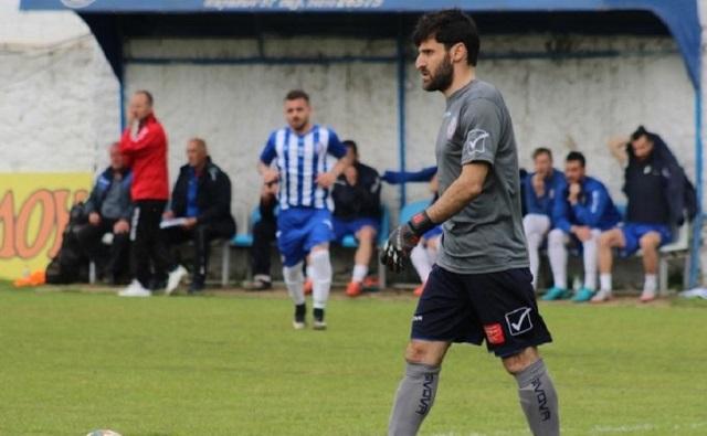 Ο πρώην τερματοφύλακας του Απόλλωνα Λάρισας, Τάσος Κουρδής ακρωτηριάστηκε σε τροχαίο!
