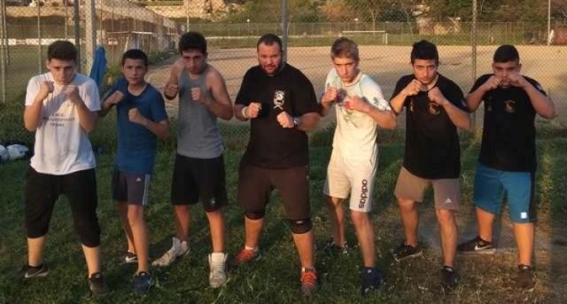 Τέσσερις αθλητές από τη Μαγνησία στο Ανοιχτό Πρωτάθλημα Kempo στο Βέλγιο