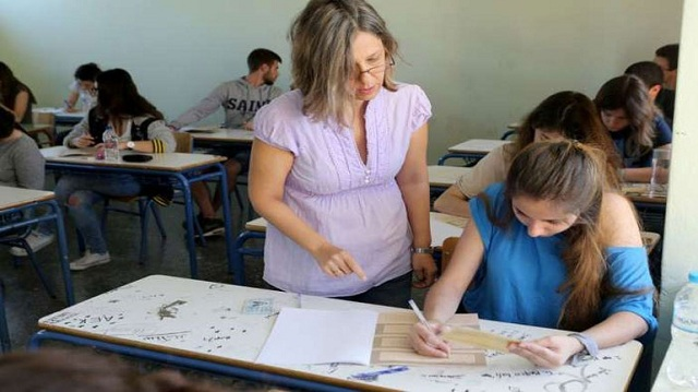 Ημερομηνίες ενδοσχολικών γραπτών απολυτήριων εξετάσεων της Γ΄τάξης ΓΕΛ και της Δ΄τάξης Εσπερινού