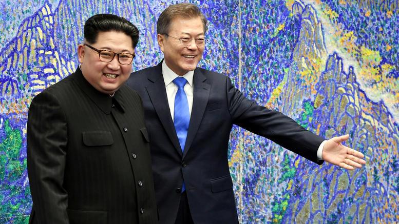 Ιστορική συμφωνία στην κορεατική χερσόνησο