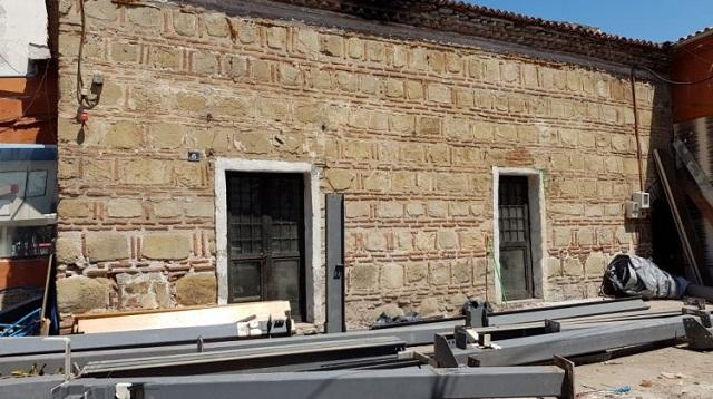 Αποκαλύφθηκε το Οθωμανικό χαμάμ στο κέντρο των Τρικάλων [video]
