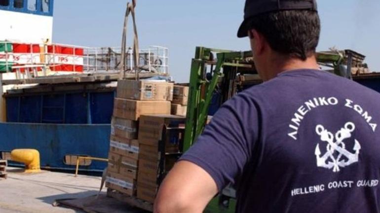 Ηράκλειο: Μπλόκο σε μεγάλη ποσότητα ακατάλληλων τροφίμων