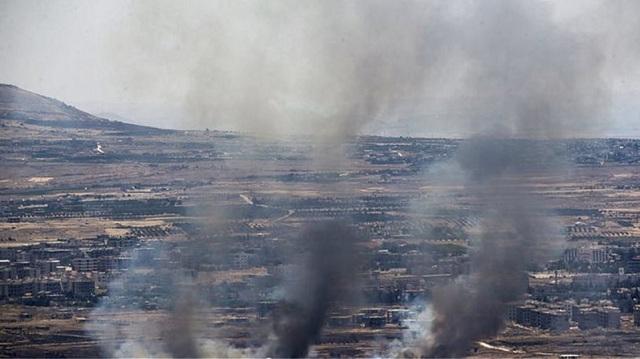Τουλάχιστον 26 Σύροι μαχητές νεκροί σε πυραυλικές επιθέσεις