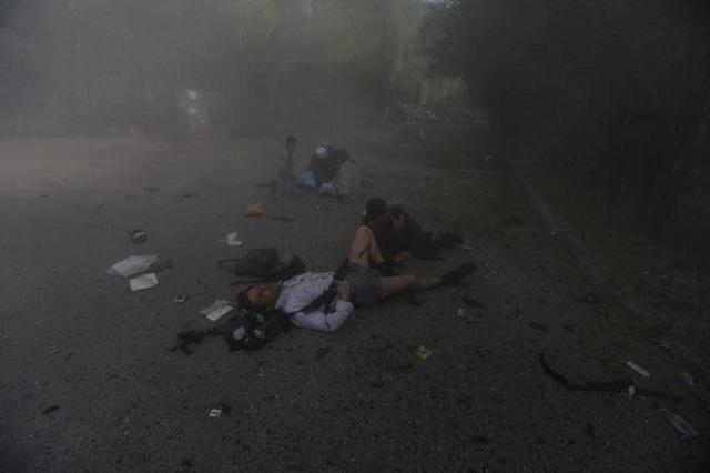 Νεκρός φωτορεπόρτερ του Γαλλικού Πρακτορείου σε φονική επίθεση στην Καμπούλ