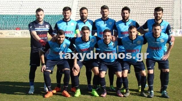 Εύκολο απόγευμα για Ακρόπολη, 3-0 τον Αίαντα Σούρπης