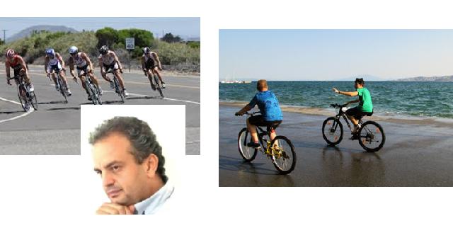 Ποδήλατα στο Βόλο: αναγκαιότητα για μια βιώσιμη κινητικότητα ή παρεμπόδιση άλλων τροχοφόρων;