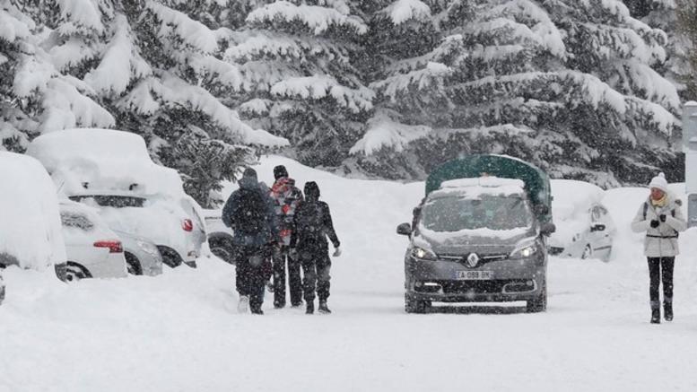 Τραγωδία στις Άλπεις: Τέσσερις νεκροί από υποθερμία