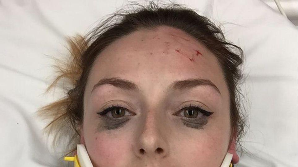 Αυτή η φωτογραφία θύματος τροχαίου έγινε viral για τον πιο... ξεκαρδιστικό λόγο