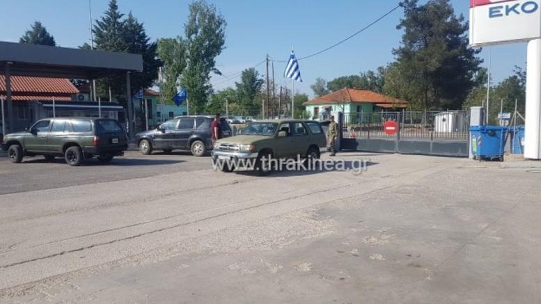 Αναφορές για σύλληψη Τούρκου στα σύνορα στις Καστανιές Εβρου