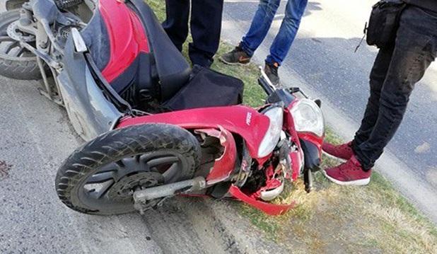 Kατέληξε ο 26χρονος ντελιβεράς που τραυματίστηκε σε τροχαίο στη Λάρισα