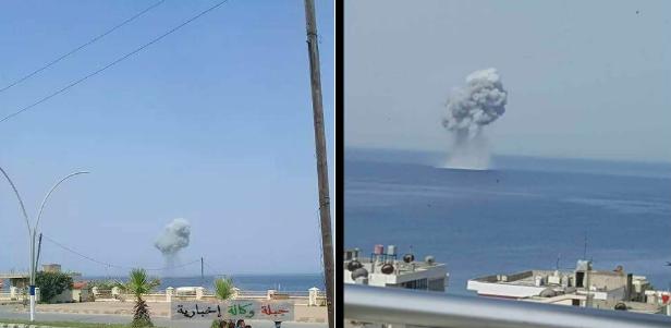 Ρωσικό μαχητικό αεροσκάφος συνετρίβη στη Συρία - Νεκροί οι δύο πιλότοι
