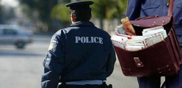 Ένοπλη ληστεία σε ταχυδρόμο με λεία 21.000 ευρώ