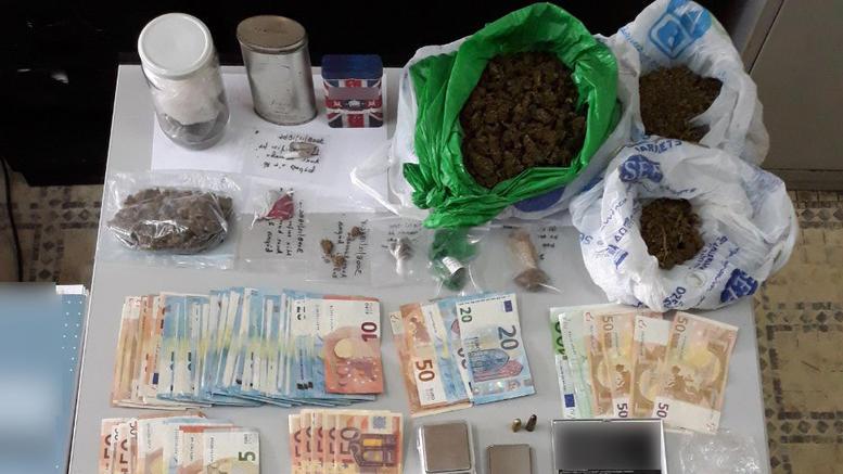 Δύο πυρήνες, δύο «εγκέφαλοι» σε μεγάλη σπείρα ναρκωτικών. 19 συλλήψεις